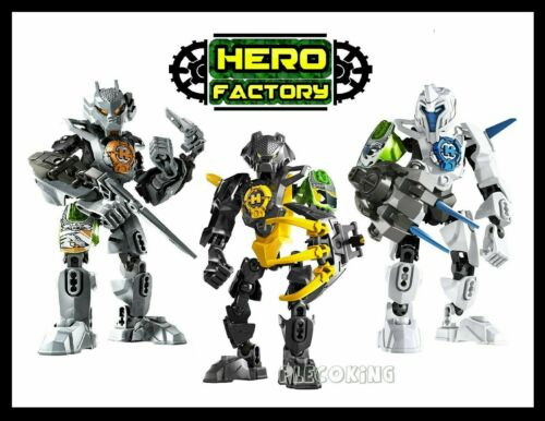 STRINGER fits lego HERO FACTORY BIONICLE STORMER 3.0 x 3 SET BULK