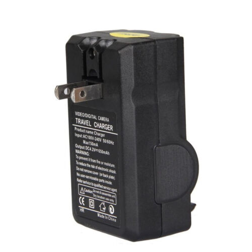 18650 Smart Charger For 18650 3.7v Rechargeable Li-ion Battery USA
