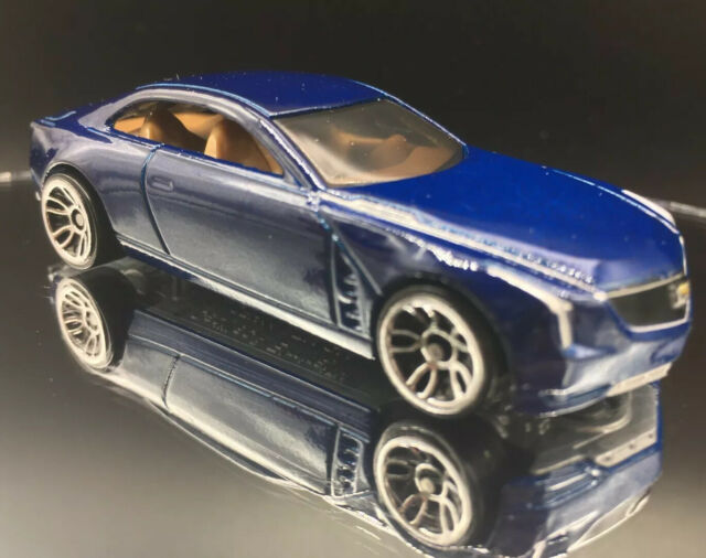 2020 HW EXOTICS CADILLAC ELMIRAJ dark blue LOOSE Hot ...
