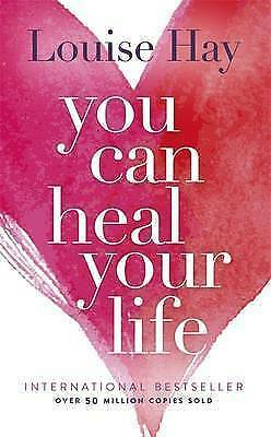 NEW-You-Can-Heal-Your-Life-By-Louise-L-Hay-Paperback-Free-Shipping