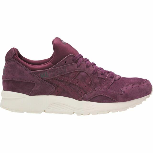 Asics HL7A1 3333 Gel Lyte V Eggplant Eggplant Men's Sneakers