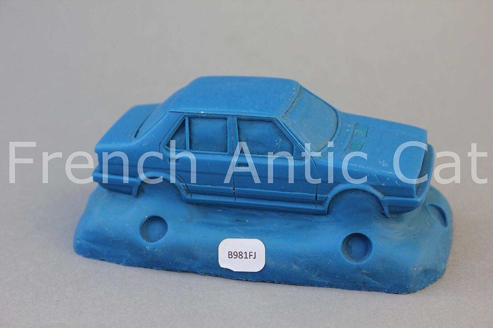 Rare modele matrice résine moule SEAT MALAGA 1 43 Heco modeles voiture car FJ