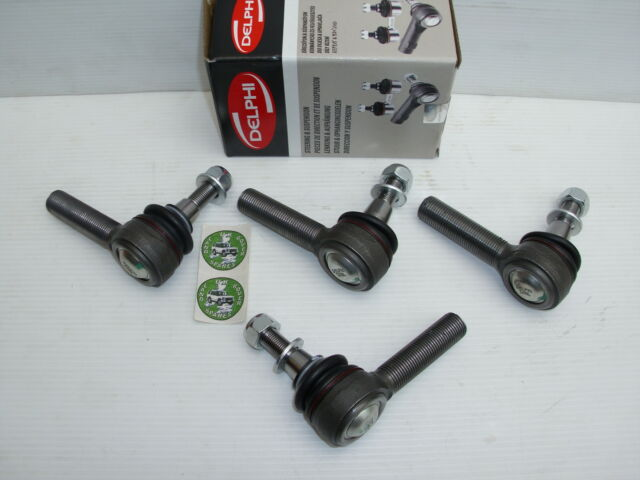 Bearmach Land Rover Series 2 /& 3 Track Rod End Ball Joint Clamp /& Bolt x4 577898