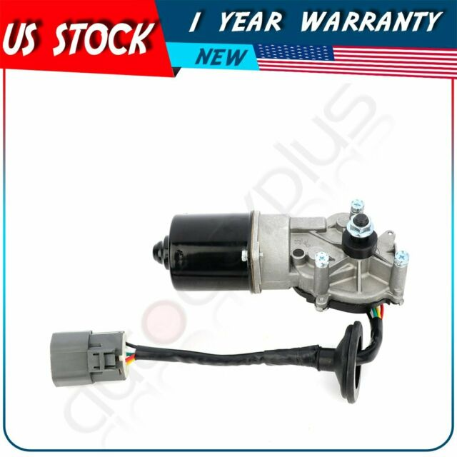 Replacement 1x Windshield Wiper Motor Front For Accord