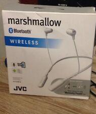 item 5 JVC HA-FX39BT WHITE MARSHMALLOW HEADSET WIRELESS HEADBAND In-Ear  HEADPHONE -JVC HA-FX39BT WHITE MARSHMALLOW HEADSET WIRELESS HEADBAND In-Ear  ... b01817b69b