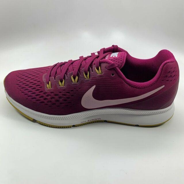 Size 12 - Nike Air Zoom Pegasus 34 Wide True Berry
