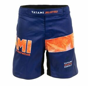 Tatami Standard Edition BJJ Shorts Mens MMA Jiu-Jitsu Fight No-Gi Competition