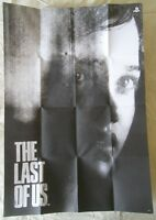 The Last Of Us Ellie Edition - Screen Effect Poster - New - Fast Post - Rare