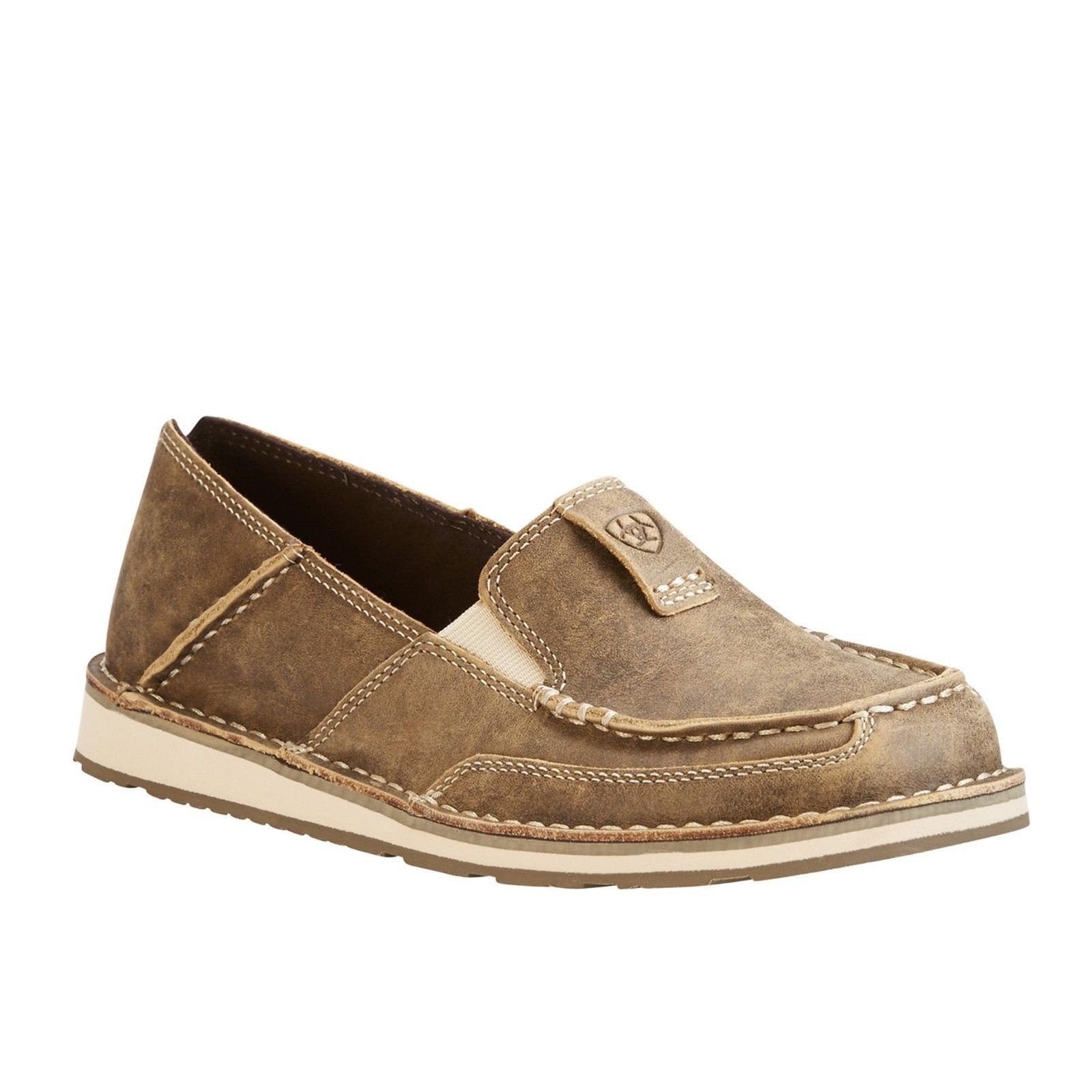 Ariat® Ladies Cruiser Bomber Brown shoes 10023008