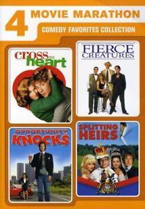 Comedy-Favorites-Collection-4-Movie-Marathon-2-Discs-DVD-Region-1-WS-FS