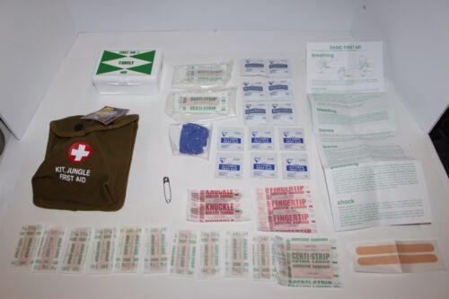 First Aid Pouch Sac Style Militaire personnelle Jungle Kit 1st diamètre extérieur Medic survie