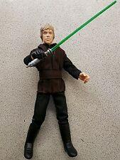 12 pollici di Star Wars Luke Skywalker Jedi con spada laser figura in scala 1/6 Loose