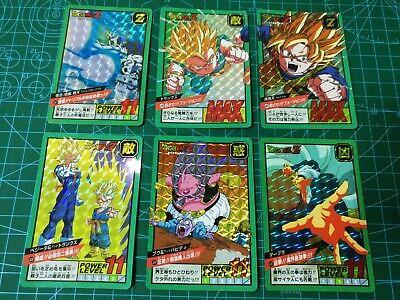 DRAGON BALL Z GT DBZ SUPER BATTLE PART 10 CARD REG CARTE 428 JAPAN 1994 NM