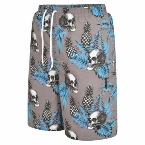 ESPIONNAGE Crâne Shorts de bain pour grands hommes 2XL3XL4XL5XL6XL7XL8XL