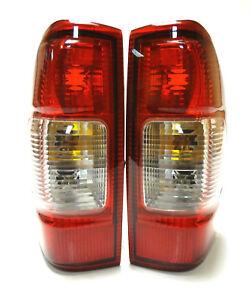 Isuzu-Rodeo-D-Max-Denver-Pick-Up-Arriere-Signal-de-Queue-Feux-Lampe-Un-Set-Left