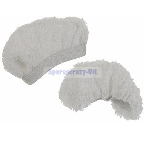 To fit 2 Morphy Richards 15 in 1 720507 For Handheld Upholstery Nozzle Cloths