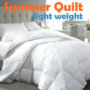 Single/Double/Queen/King/Super King Light Weight Summer Quilt ... : light summer quilt - Adamdwight.com
