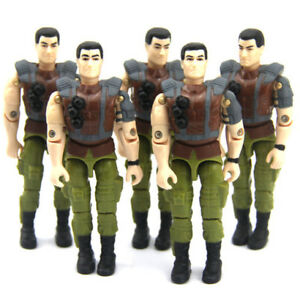 5PCS-GI-JOE-G-I-JOE-1993-ROCK-039-N-ROLL-3-75-039-039-hasbro-figure-collect-Toy-doll