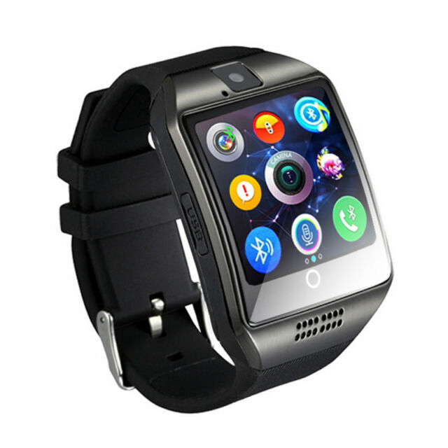 2019 APRO-Arc/Q18 Touch Screen Bluetooth Smart Wrist Watch For Android & IOS