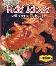 Kids Ideas with Frozen Dough