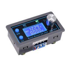 Lcd Module Display Buck Boost Converter 4a Dc Dc 05 30v Cc Cv Voltage Regulator