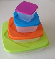 Mikrowellen Geschirr  8 Teile Topfset Geschirr Picknickset Frischhaltedosen
