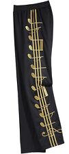 ADIDAS Jeremy Scott JS Music Note TP Track Pant Black/ORO TG S Bones m63884 BOX