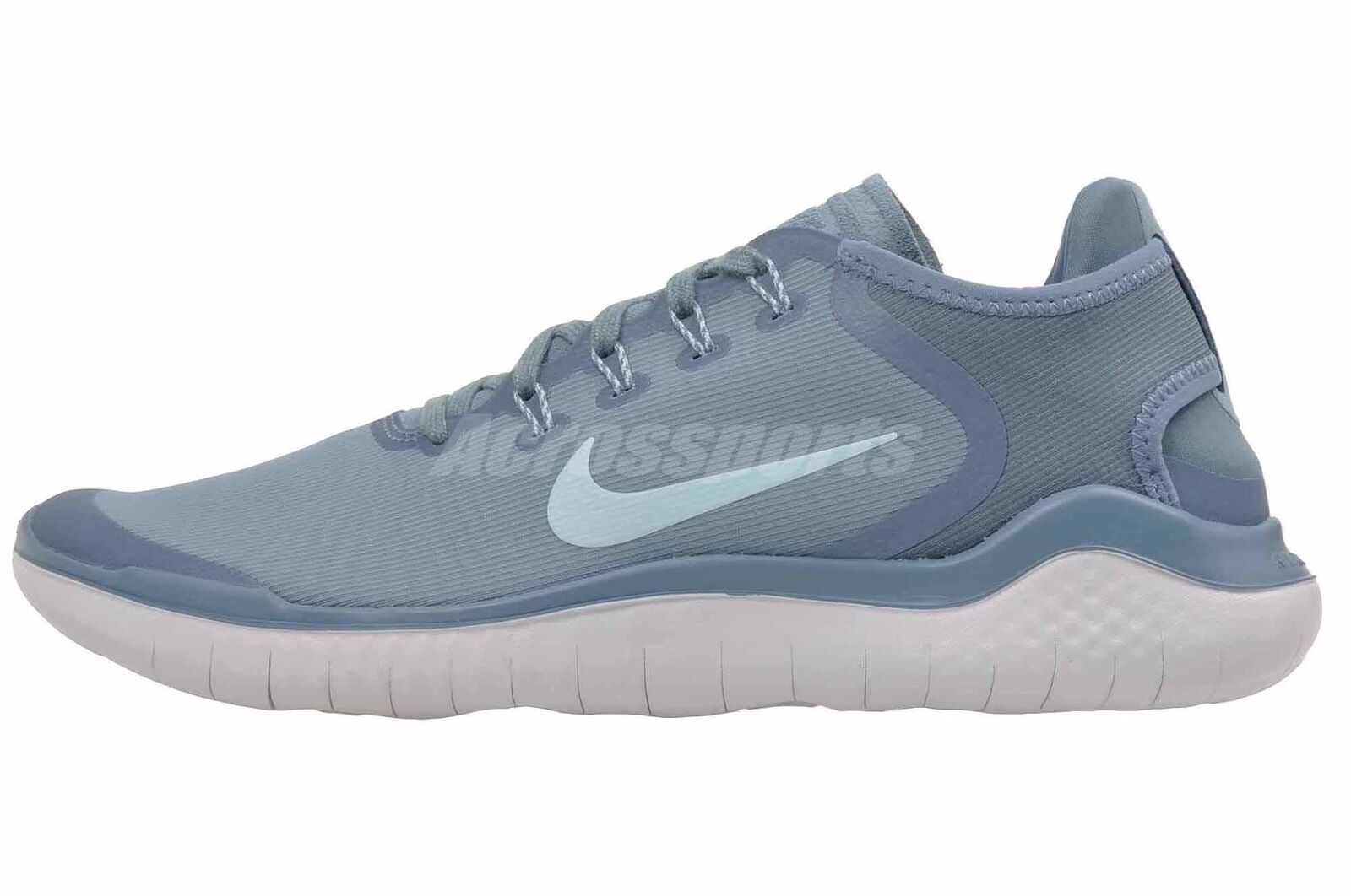 Nike Free rn rn Free 2018 Sun que ejecutan Zapatos para hombre Aqual Azul AH5207-400 4756f4