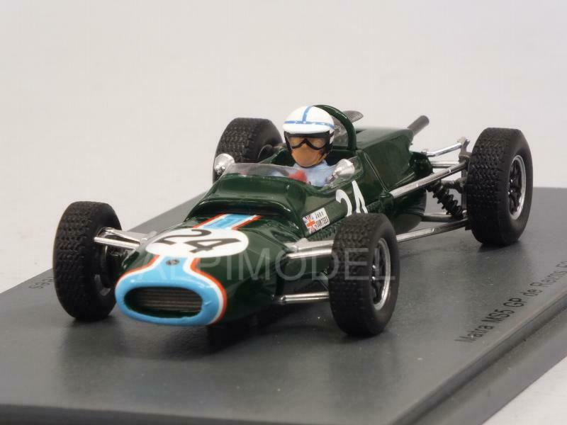 Matra MS5 Grand Prix De Reims F2 1966 John Surtees 1 43 SPARK S5410