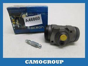 Cylinder Rear Brake Rear Wheel Cylinder Slim-Grip For 89801 040414