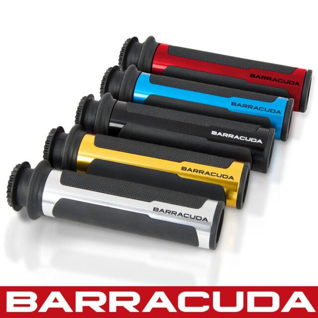 Barracuda - Motorcycle Racing Grips - Black (N1026-N) - Kawasaki ZX-10R