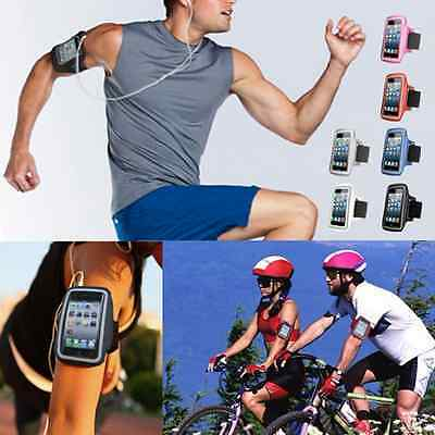 Running Outdoor Sports Armband Case Cover For iPhone 7 5S/ 6/ Plus With Earphone