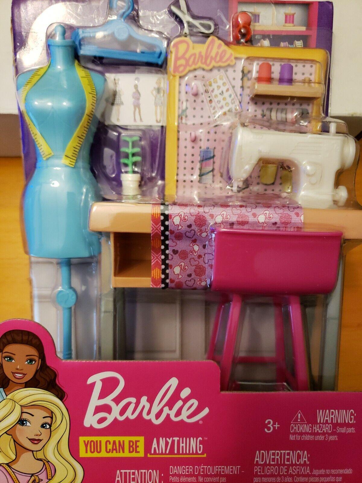 Barbie Be A Real Fashion Designer Play Set For Sale Online Ebay