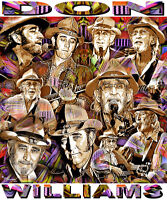don Williams Tribute T-shirt Or Print By Ed Seeman
