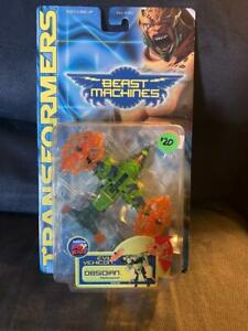 Transformers Beast Machines Obsidian Helicopter - Brand New