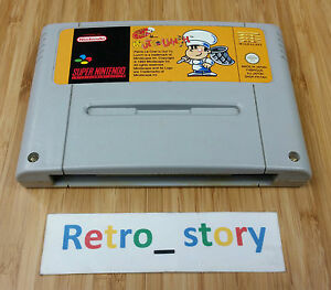 Super-Nintendo-SNES-Pierre-Le-Chef-Is-Out-To-Lunch-PAL