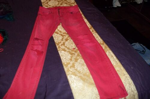Jeans d basse Jeans skinny taille skinny 4q5ngfw