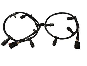 ford e350 6 diesel glow plug wire harness pair set new oem parts 2002 Ford Van image is loading ford e350 6 diesel glow plug wire