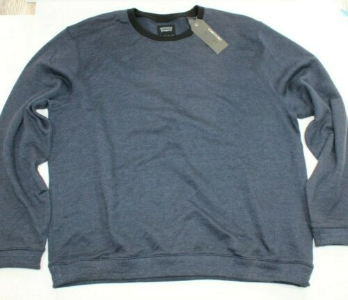 "New Levi/'s 8 Crew Nightwatch L//S Sweatshirt XXL 48/"" chest *tags w first SS A4"