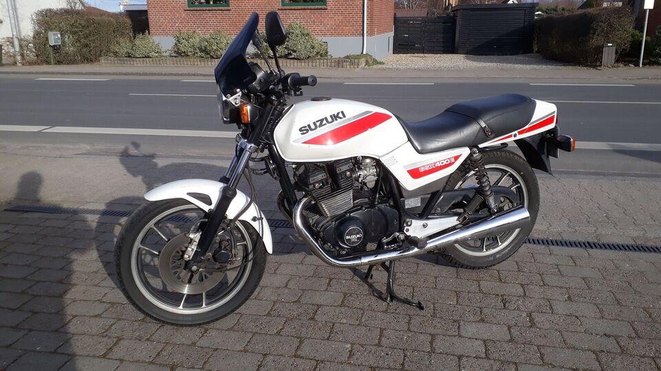 Suzuki, Suzuki gsx 400e gk53c, 400 ccm