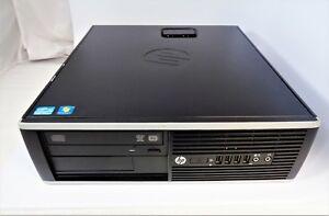 Hp Compaq Elite 8300 Sff I7 3770 3 4ghz 8gb Ram 500gb Hdd Windows 10 Home 96802984969 Ebay
