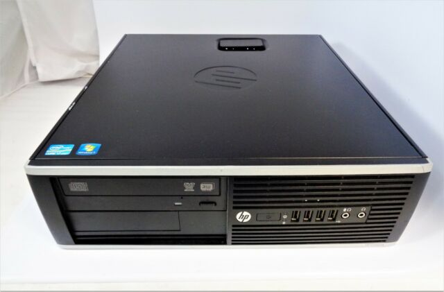 Hp Compaq Elite 8300 Sff I7 3770 3 4ghz 8gb Ram 500gb Hdd Windows 10 Home For Sale Online Ebay