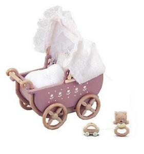 Sylvanian Families Furniture Baby & Child Room Pram Set Ka-205 | EBay