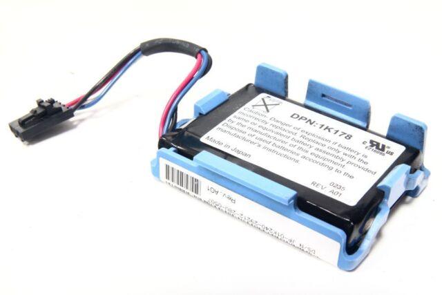 Dell 1K178 1K240 01K240 Server Raid Battery PowerEdge 1750 2600 2650 Battery