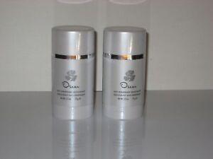 2-Pc-xOscar-By-Oscar-De-La-Renta-Women-2-5-Oz-Deodorant-Stick-Antiperspirant-New