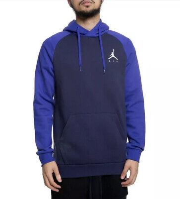 Nike Air Jordan Jumpman Pullover Hoodie Fleece Jacket 940108 416 Men's Size XL | eBay