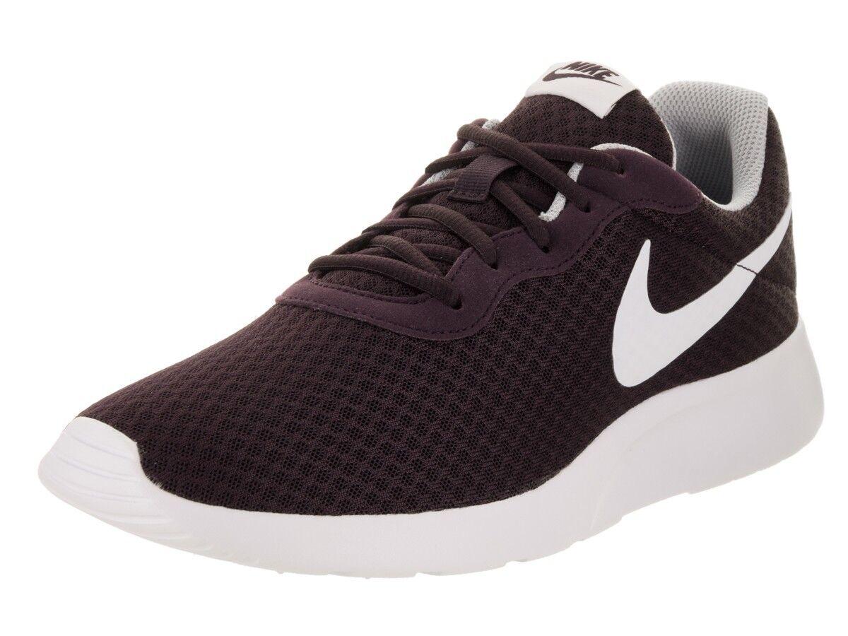 Nike Tanjun Men's Training shoes Port Wine Wine Wine White Wolf Grey 812654 600 Multi-Size 63f7e0