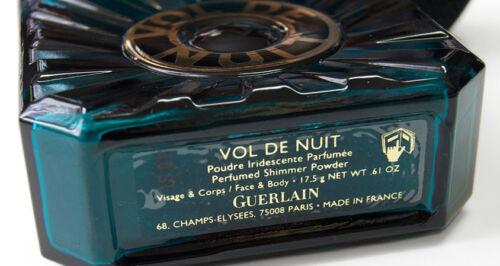 100% Autentico Raro GUERLAIN BEYOND VOL DE NUIT PARFUMED scintillante polvere spray