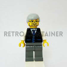 LEGO Minifigures - 1x twn028 - Plane Passenger - Vintage Omino Minifig Set 7893