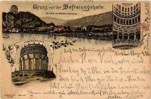 CPA-AK-Gruss-von-der-Befreiungshalle-GERMANY-879516